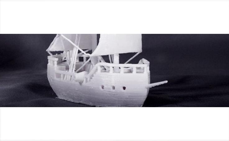 3D Piratenschiff