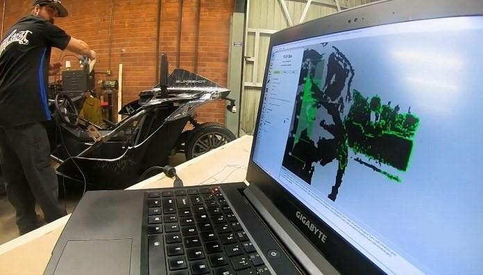 Spezialanfertigungen für West Coast Customs 3D-Modell