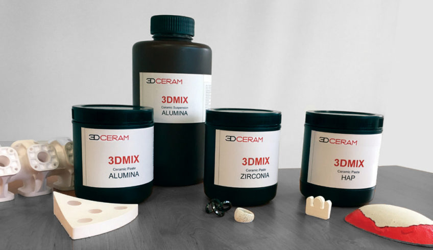 3DCeram Keramiken