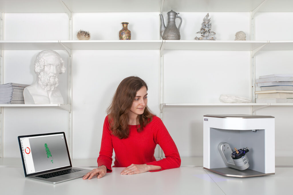 Artec Micro 3D-Scanner kultur