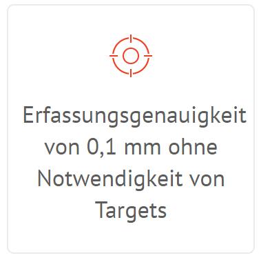 Artec Eva 3D-Scanner Targets