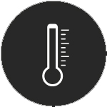 Temperaturfeste Bauteile