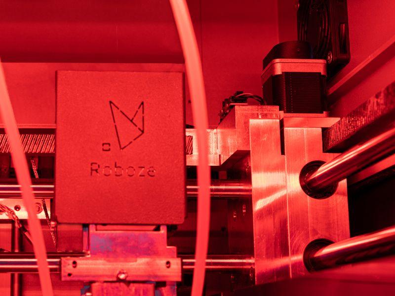 Roboze One+400 Xtreme Sensoren
