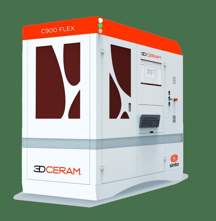 3DCeram 3D-Drucker C900 Flex