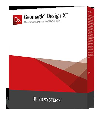 Geomagic DesignX Reverse Engineering