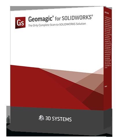Geomagic für Solidworks Software