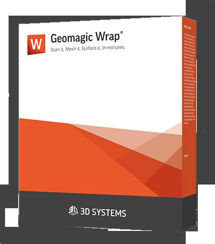 Geomagic Wrap zur Flächenrückführung