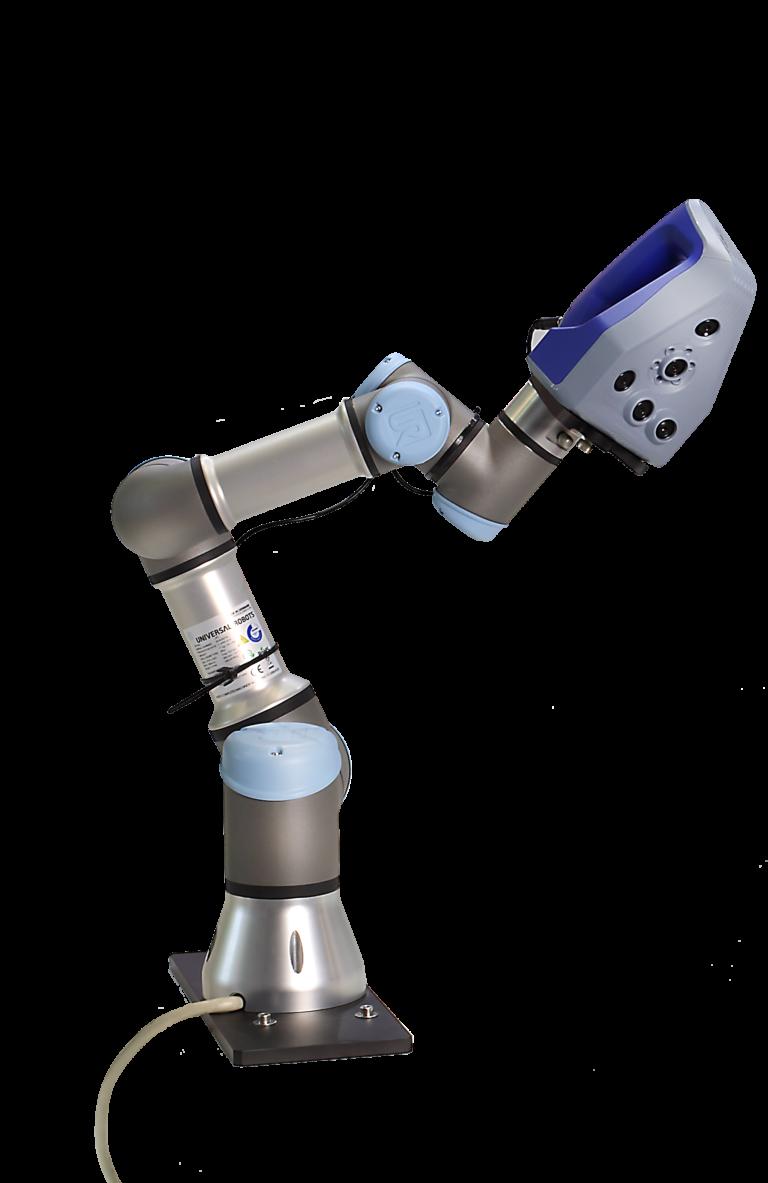 Artec 3D Roboticscan