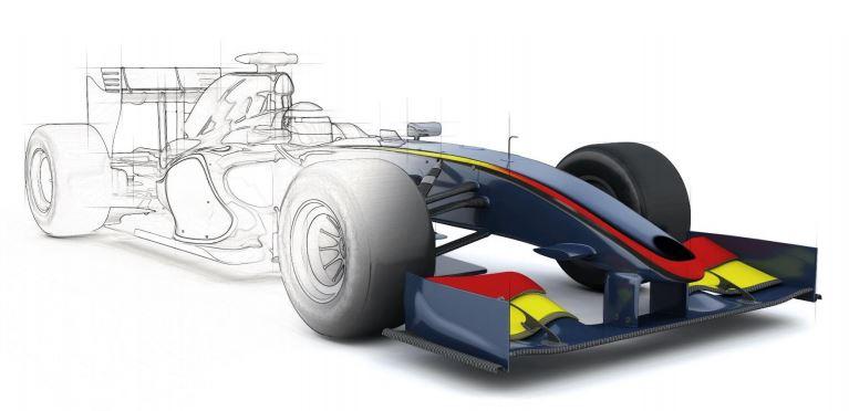 3D-Drucklösungen in der Motorsportindustrie