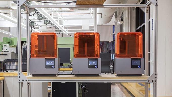 Formlabs Branchen Bildung Additive Fertigung in Laboren und Innovationszentren