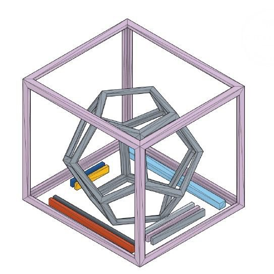 Formlabs Branchen Bildung Ressourcen für Lehrkräfte Muster-Lehrplan Dodekaeder