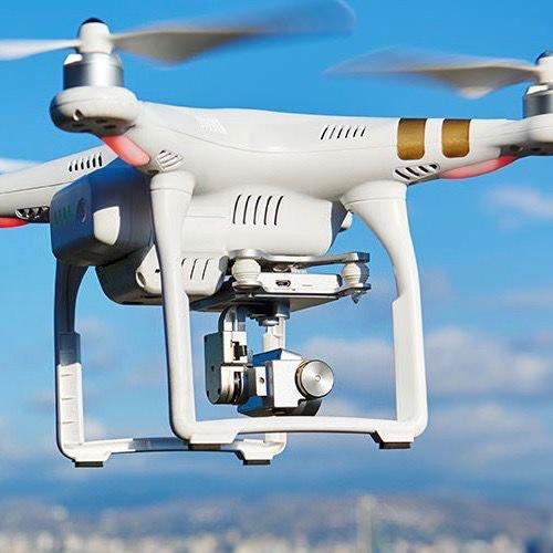 Formlabs Branchen Bildung Ressourcen für Lehrkräfte Drohne
