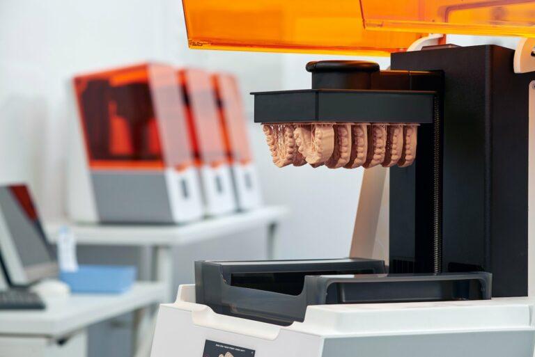 Formlabs Form 3 3D-Drucker