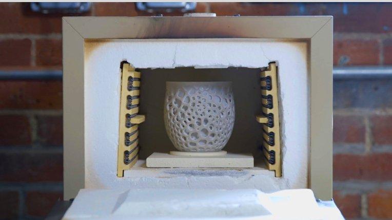 Keramiken Brennen