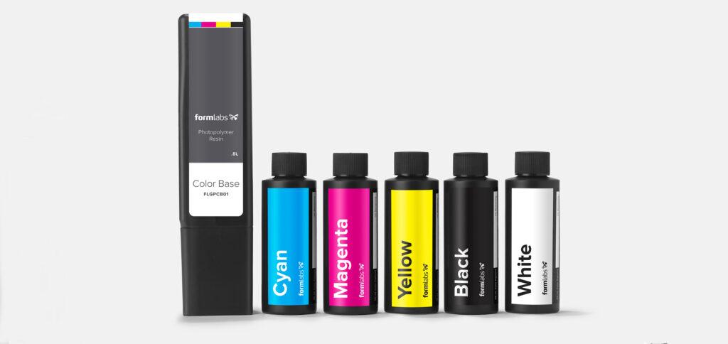 Color Kit von Formlabs