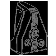 Artec 3D-Scanner Space Spider