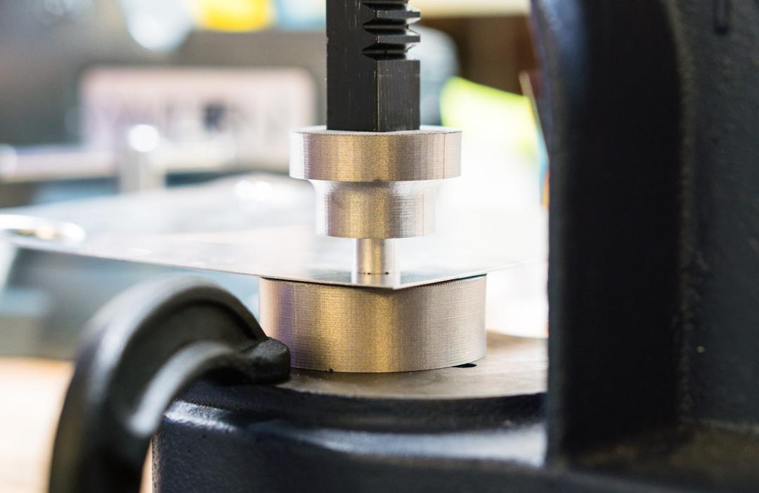 A2 Werkzeugstahl Material von Markforged Anwendung