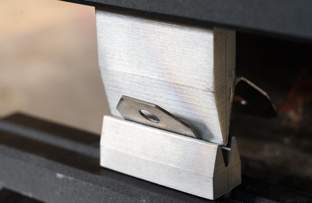 A2 Werkzeugstahl Material von Markforged Bauteil