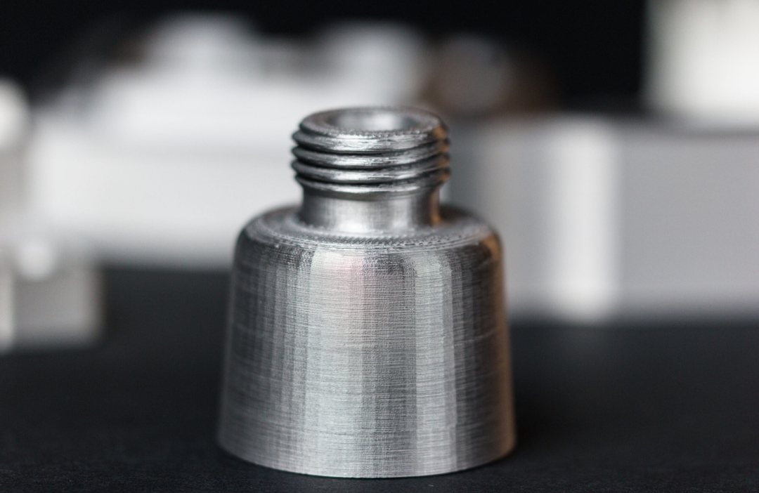 H13 Werkzeugstahl Material von Markforged Bauteil