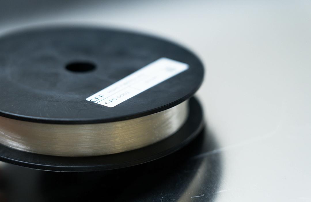 HSHT Glasfaser Material von Markforged Spule