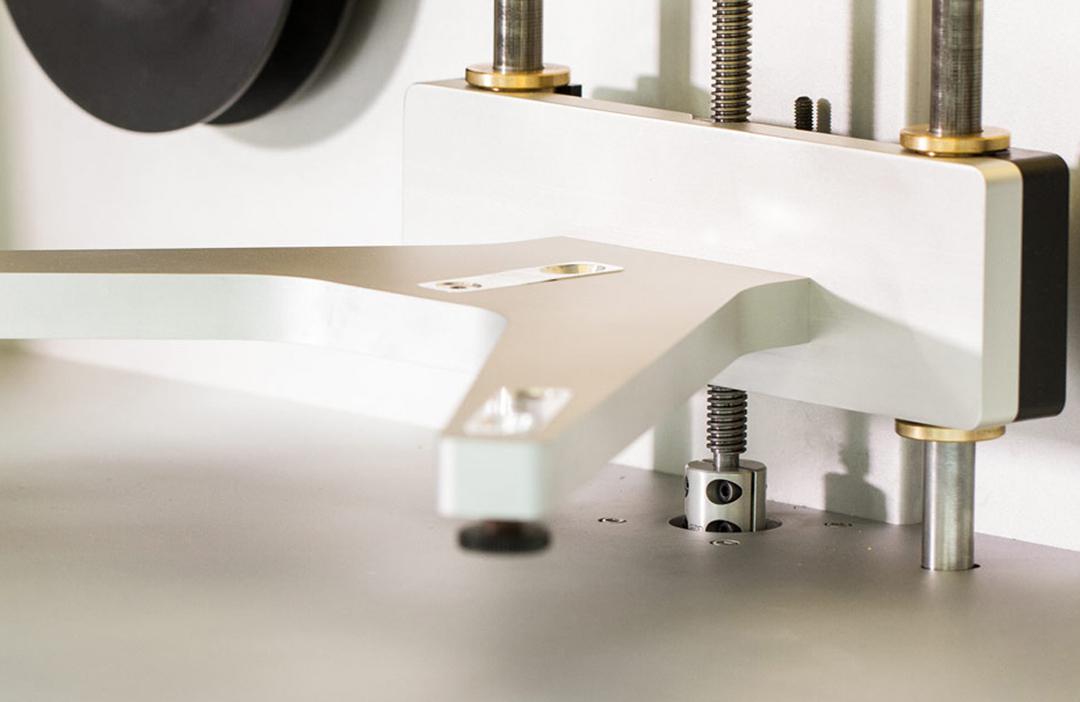Markforged Markt Two 3D-Drucker Druckbett