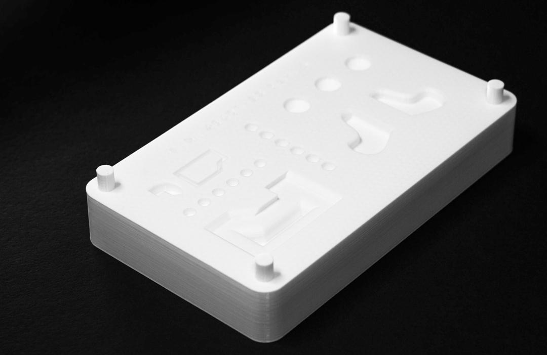 Nylon Material von Markforged Bauteil
