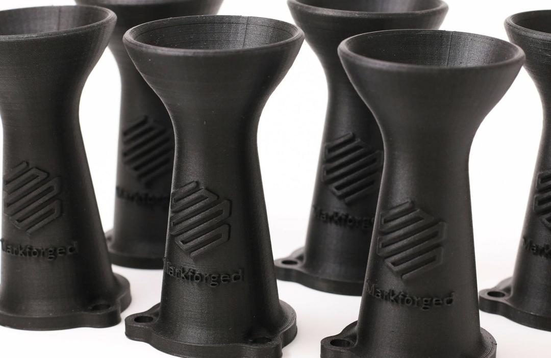 Onyx Material von Markforged Anwendung