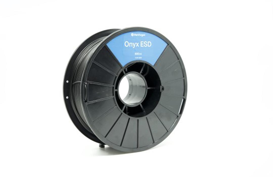 Onyx ESD Material von Markforged Spule