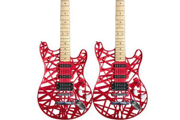3D Gitarre