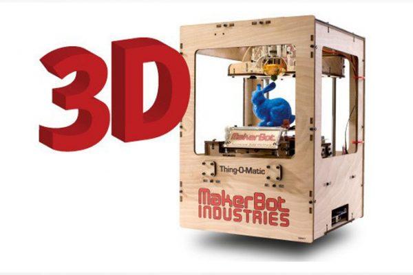 3D MakerBot groß